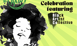 Promotional graphic for Summer of AXIS Juneteenth Celebra...