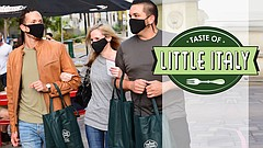 Promotional photo of The 13th Annual Taste Of Little Italy