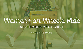 Graphic for Women+ On Wheels Ride. Courtesy of San Diego ...