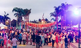 """Promotional photo of 'Best of San Diego Party"""", courtesy ..."""
