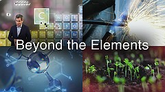 "Composite Series Graphic. Caption: NOVA ""Beyond the Elements"" Premieres Febru..."
