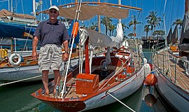 The 30th Annual San Diego Wooden Boat Festival, promotion...