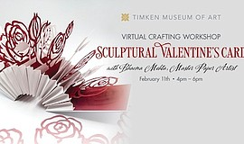 """Promotional graphic for """"Virtual Crafting Workshop: A Scu..."""
