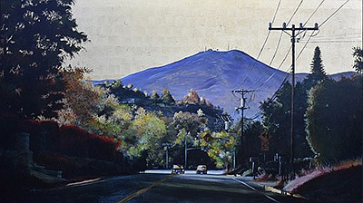 """""""Mt. San Miguel"""" by Duke Windsor, courtesy of Cannon Art ..."""