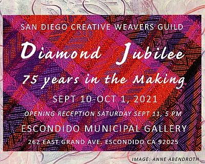 Promotional graphic for Diamond Jubilee. Courtesy of Esco...