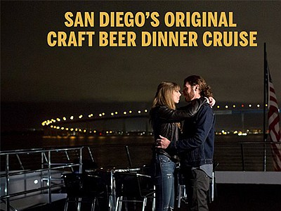 Graphic for Hops On The Harbor. Courtesy of Flagship Crui...