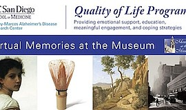 Promo graphic for Memories At The Museum