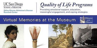 """Promotional graphic for """"Memories At The Museum"""". Courtes..."""