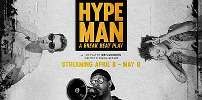 """Promotional graphic for """"Hype Man"""" courtesy of San Diego ..."""