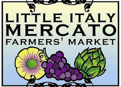 Promotional photo for Little Italy Wednesday Mercato.