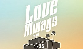 Promotional graphic for Love Always From 1835, courtesy o...