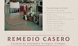 Promotional poster for Remedio Casero courtesy of Hill St...
