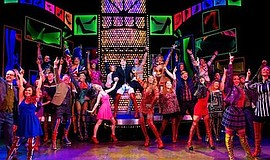 Promo graphic for Kinky Boots - The Musical (Filmed Liv...