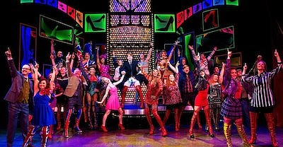 Promotional photo for Kinky Boots - The Musical (Filmed L...