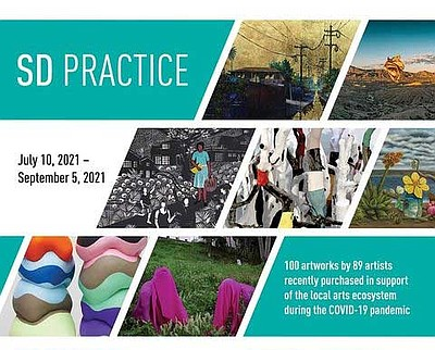 Promotional graphic for SD Practice courtesy of Bread and...
