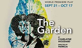 """Promotional graphic for """"The Garden"""" courtesy of La Jolla..."""