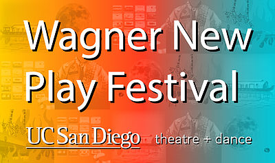 Promotional graphic for the Wagner New Play Festival cour...