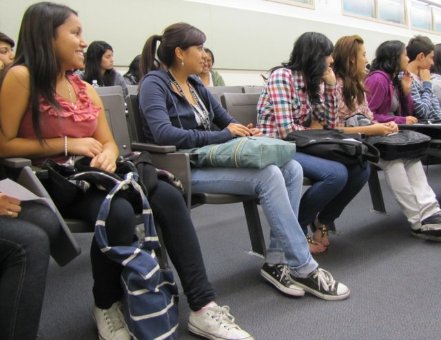 The Latino Education Gap