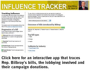 Influence Tracker