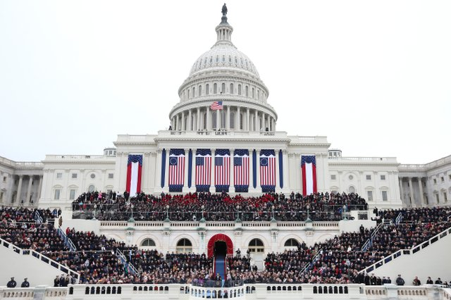 Transcript: Barack Obama's Second Inaugural Address