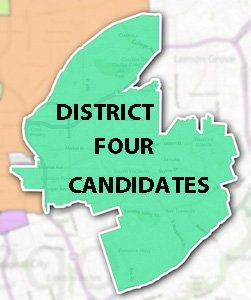 District 4 Candidates