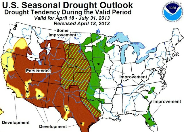 Drought Outlook Report