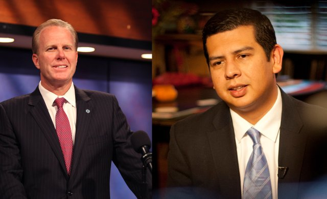 The Race For San Diego's Next Mayor
