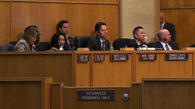 Who's On San Diego's City Council?