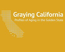 Graying California