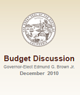 Jerry Brown's Budget Summit