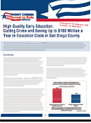 Early Education Report