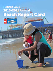 Heal The Bay's Beach Report Card