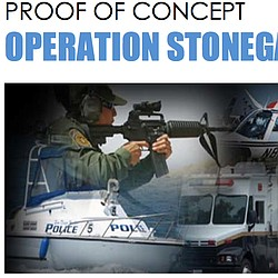 Operation Stonegarden In San Diego County