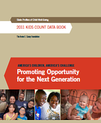 The 2011 KIDS COUNT Data Book