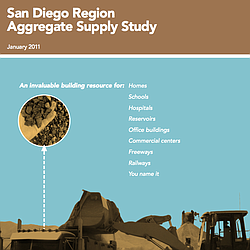 San Diego Region Aggregate Supply Study