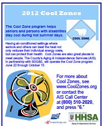 2012 Cool Zones In San Diego County