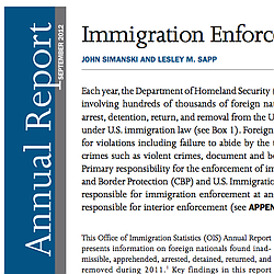 Immigration Enforcement Actions: 2011
