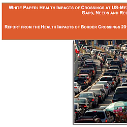 Health Impacts of Crossings at US-Mexico Land Ports of Entry