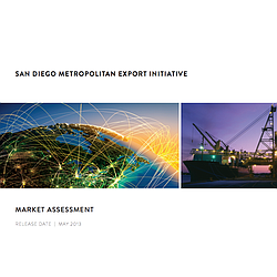 San Diego Metropolitan Export Initiative: Market Assessment