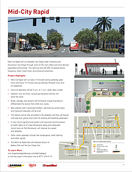 Mid-City Rapid Fact Sheet