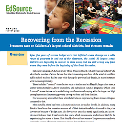 EdSource Report