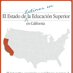 El Estado De Latinos En La Educación Superior En California