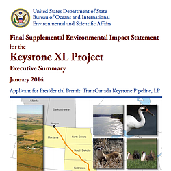 State Department's Final Supplemental Environmental Impact Statement