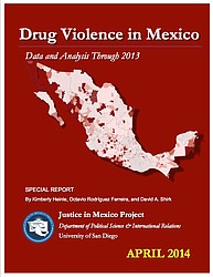 Drug Violence In Mexico