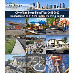 City Of San Diego Capital Planning Report