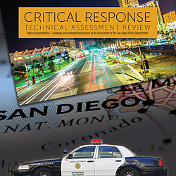 U.S. Department of Justice report on SDPD