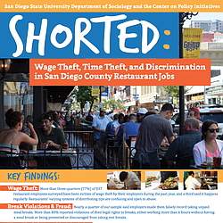 SHORTED: Wage Theft, Time Theft, and Discrimina...