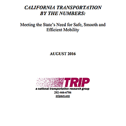 CALIFORNIA TRANSPORTATION BY THE NUMBERS: Meeti...