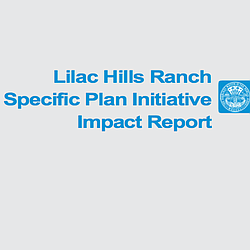 San Diego County Report on Lilac Hills Initiative