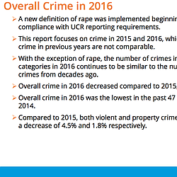 Crime Rate In San Diego Drops To Lowest In Decades | KPBS